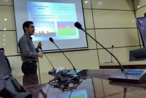محمدرضا شاه جهان - ارائه اخترباستانشناسی